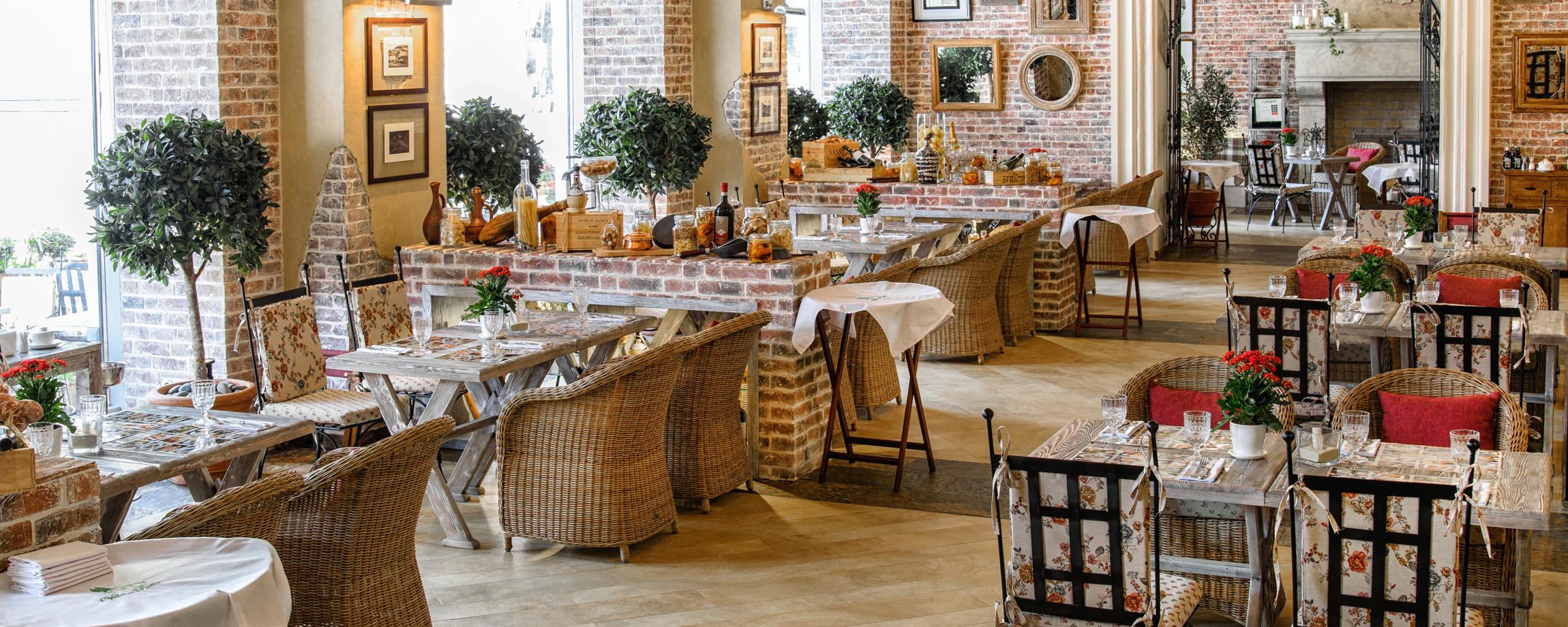 Restoran Villa della Pasta